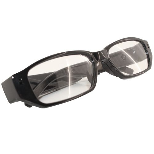 Hidden Mini Spy Camera Glasses HD - SEE THE WORLD'S BEST COVERT HIDDEN CAMERAS AT http://www.spygearco.com/mini-clock-cameras.php