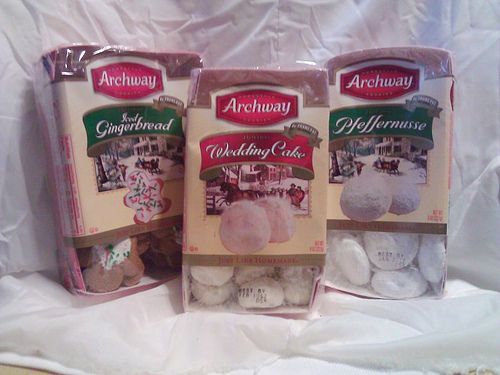 Archway Cookies: Holiday Edition!