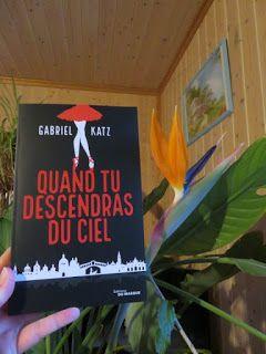Les lectures de Mylène: Quand tu descendras du ciel de Gabriel Katz