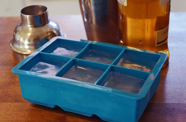 California Kitchenware Mammoth Silicone Ice Cube Tray