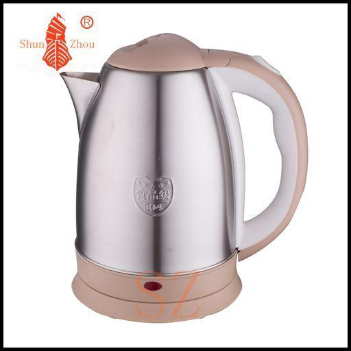 SZ-20E 2017 Hot Selling SS Tea Kettle Electric