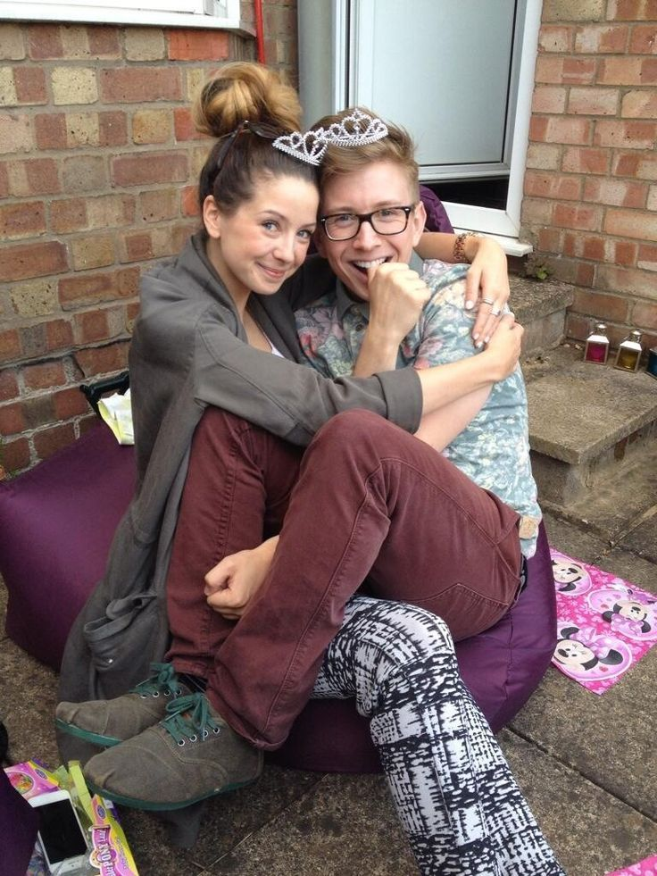 Zoella and Tyler xx