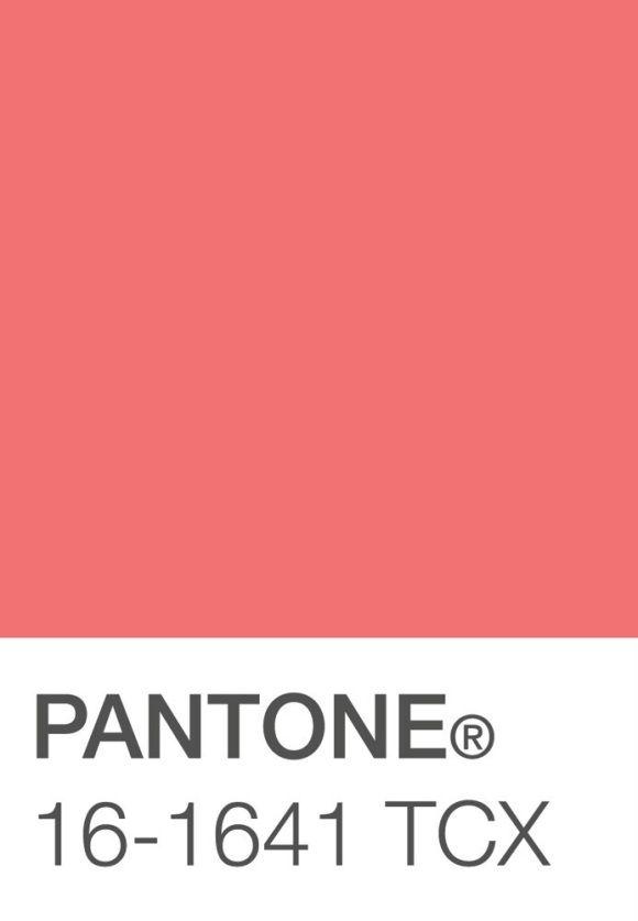 Pantone Flamingo Pink