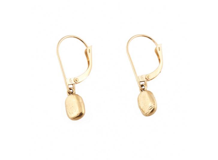Sun Shield Earrings | Jes MaHarry Jewelry