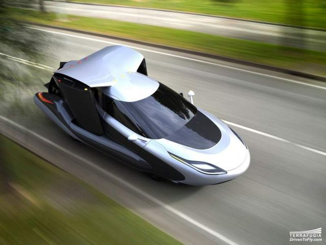 Terrafugia Flying Car Will Be Ready In Just 2 Years
