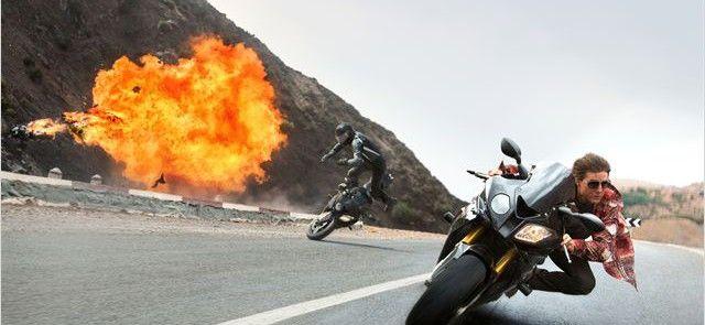 Mission Impossible 5 : Rogue Nation de Christopher McQuarrie