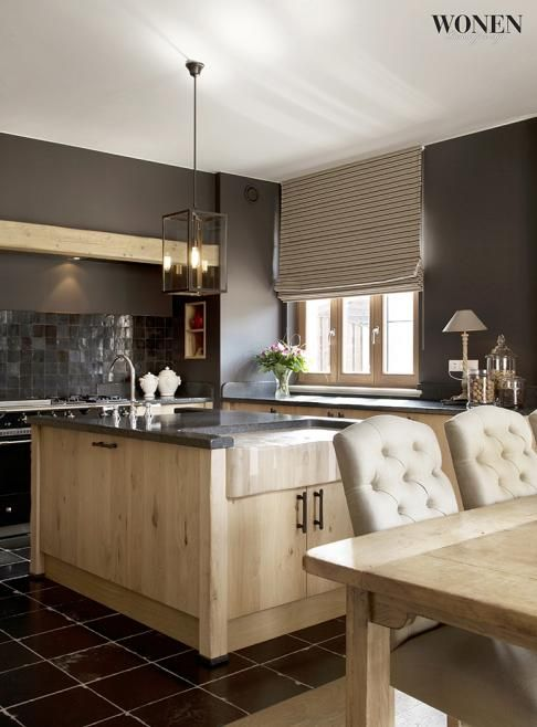 Kitchen,    RTLWoonmagazine