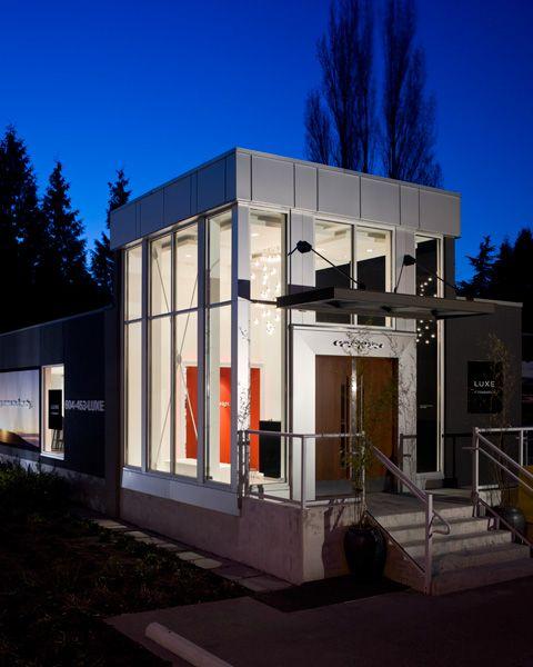 Store facade insight design vancouver interior design for Vancouver architecture firms