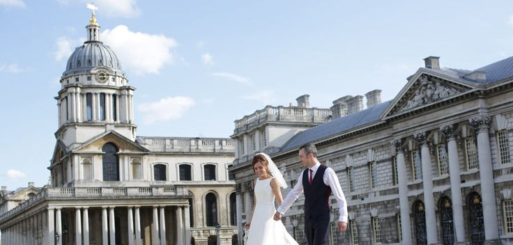 wedding photography Old Royal Naval College Greenwich