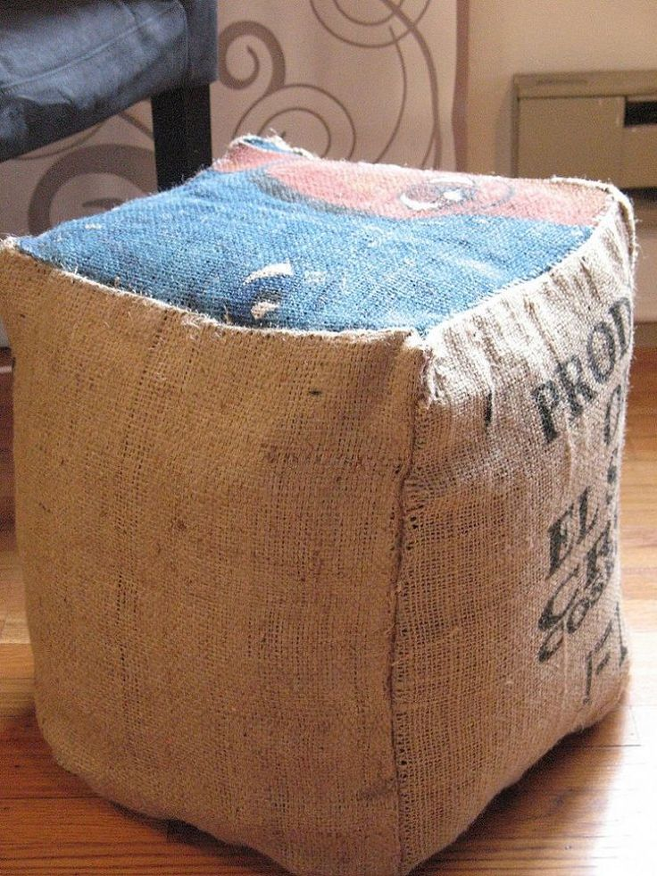 61 best mad scatters projects images on pinterest mad for Burlap fabric projects