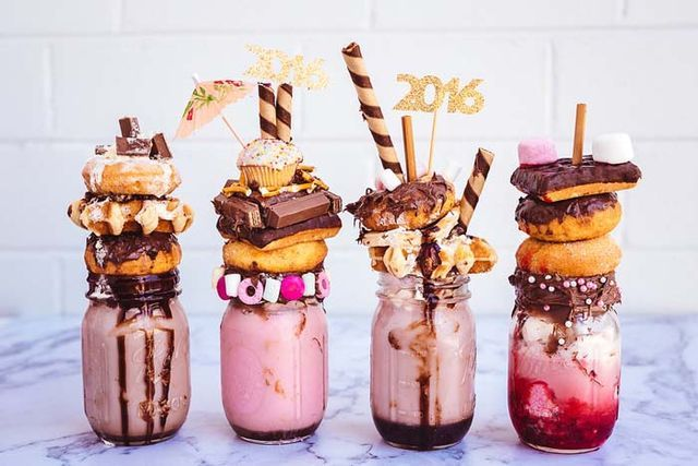 Extreme Milkshake Party New Years Eve Party for Kids!