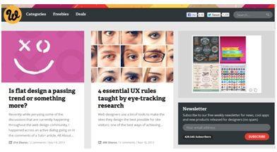Beginner Tips for Designing Blog and Magazine Websites