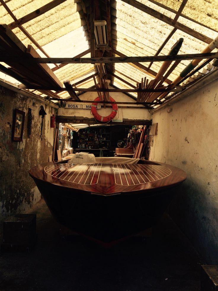 Ferragudo boat