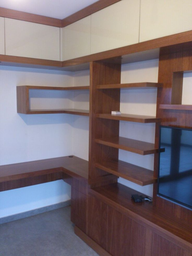 Muebles a medida. Escritorio Playroom