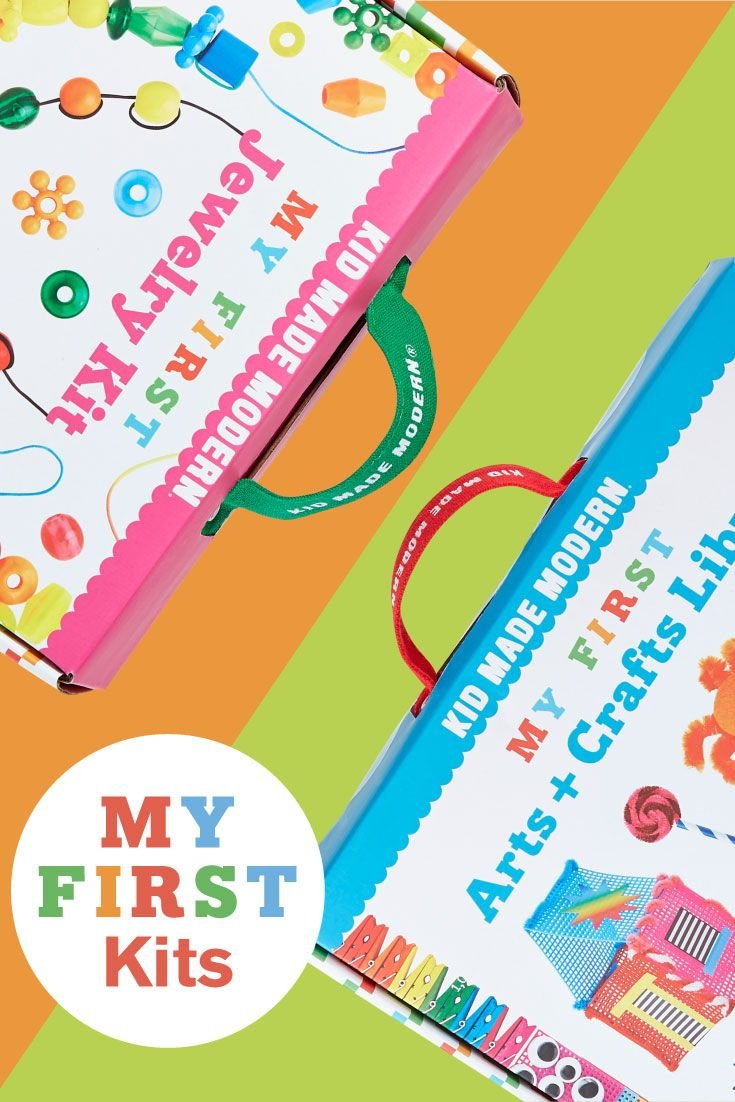 My First Crafts Bundle Arts And Crafts Kits Craft Kits Craft