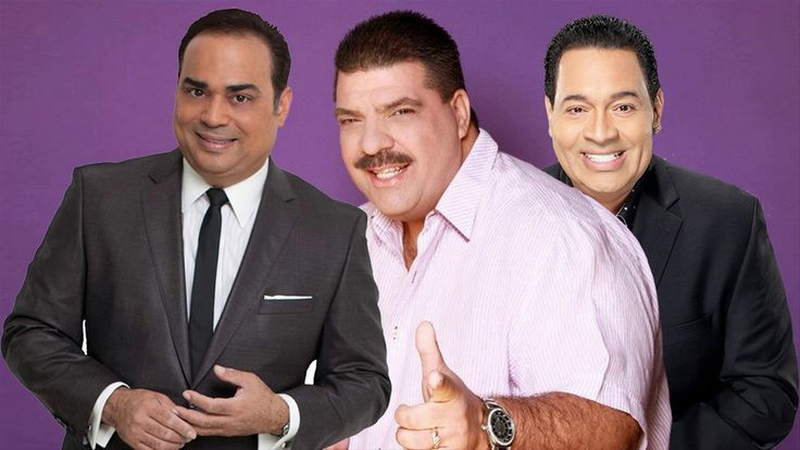 Viejitas pero bonitas salsa romantica Maelo Ruiz, Gilberto Santa Rosa, T...
