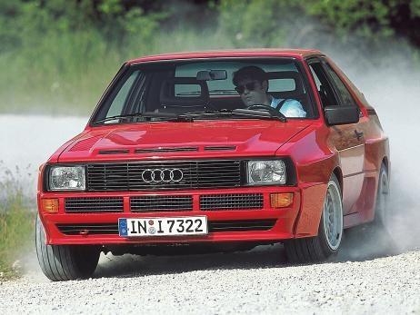 Classic Cars: Audi Sport quattro #audi #classiccars #youngtimer