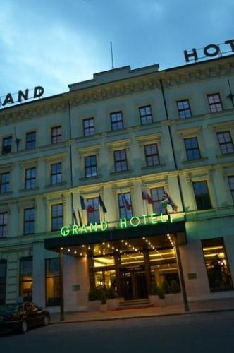 Brno - Grandhotel Brno