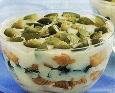 Pavê delícia de figo em calda | Doces e sobremesas > Pavê | Receitas Gshow