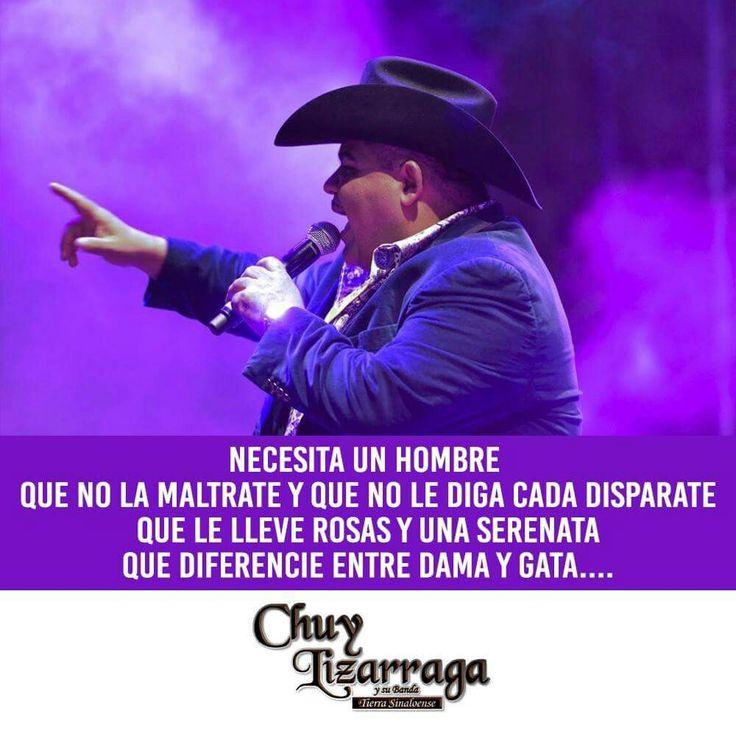 Chuy Lizarraga-Necesita Un Hombre