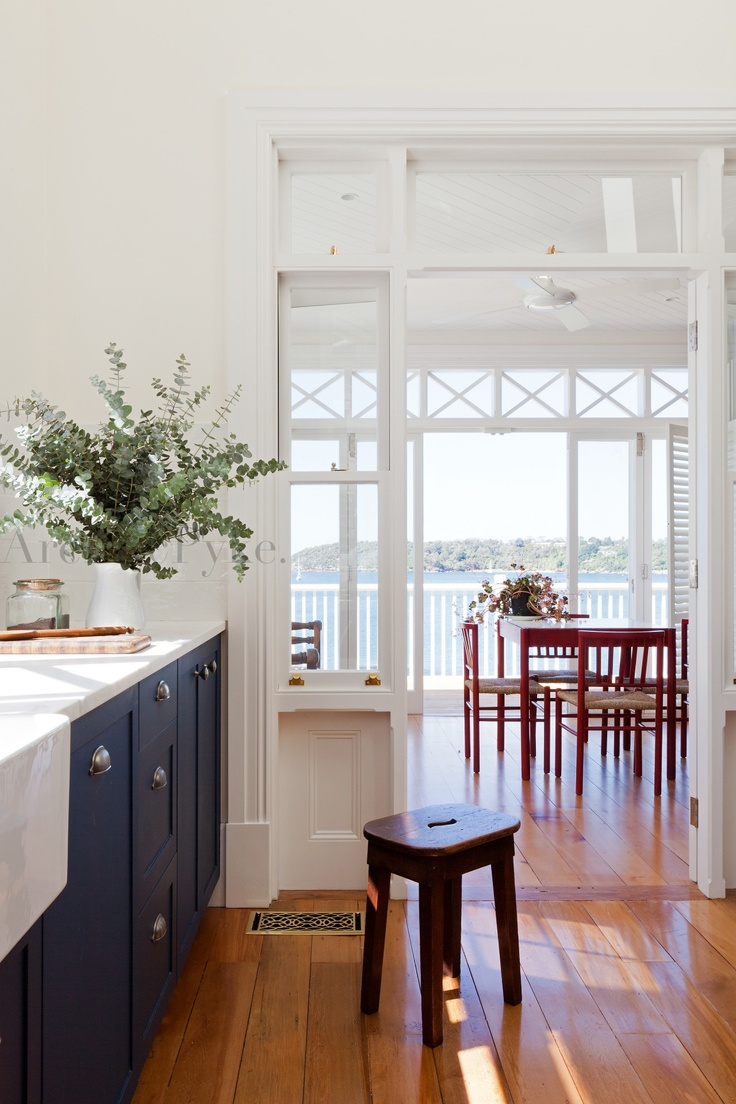 12 best Balmoral House by A&P images on Pinterest | Blue kitchen ...
