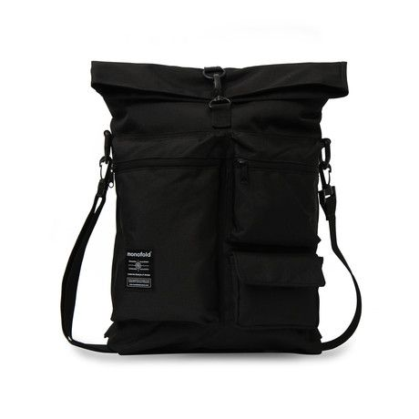 Really nice waterproof commuter bag. Monofold