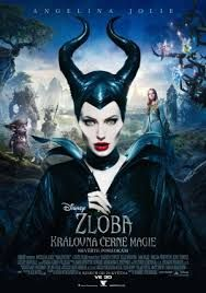 Zloba - Královna černé magie - Maleficent It's my favorite movie 2014 !!! It's very magical!