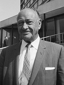 Conrad Nicholson Hilton (American hotelier and the founder of the Hilton Hotels chain)