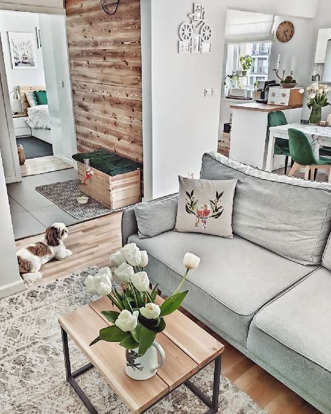 25 Simple Small Living Room Ideas Minimalist Living Room Living Room Design Small Spaces Small Living Rooms Minimalist living room small space