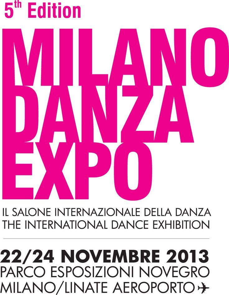 Il Logo ufficiale di #MilanoDanza 2013!