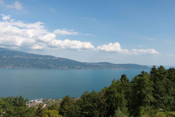 View from Villa Sostaga Lake Garda
