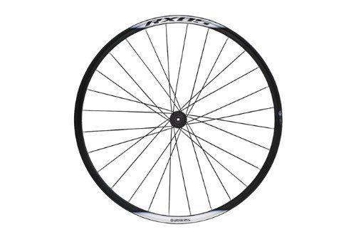 Shimano Bike Wheels WH-RX05 road bike rims wheelset white/black