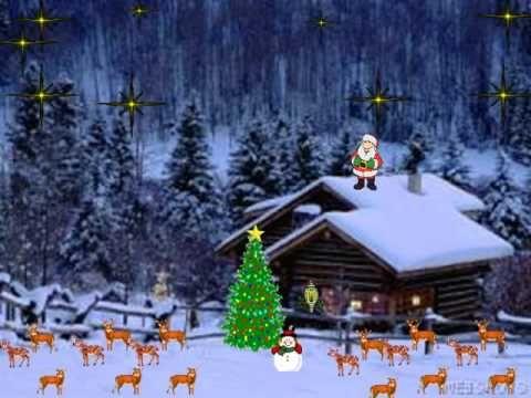 Canción de Navidad Los colores vamos al portal - YouTube