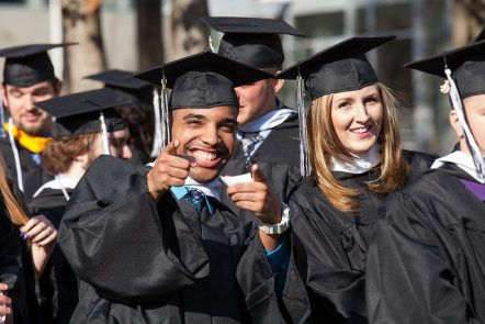 Troy Speller, of Somers Point, graduated from The Richard Stockton College of New Jersey with a Criminal Justice degree on Sunday, Dec. 15, ...