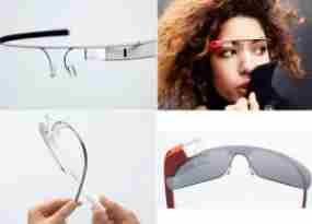 terbaru Ini Dia, Kacamata Pintar Ala Google