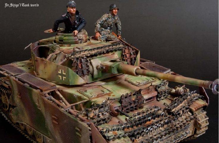 Pz.Kpfw.IV Ausf.J Latest Production 4号戦車J最後期型