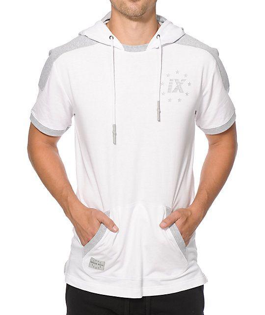78  ide tentang Short Sleeve Hoodie di Pinterest | Adidas