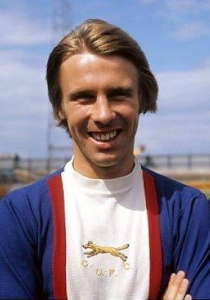 Bobby Parker Carlisle United 1974