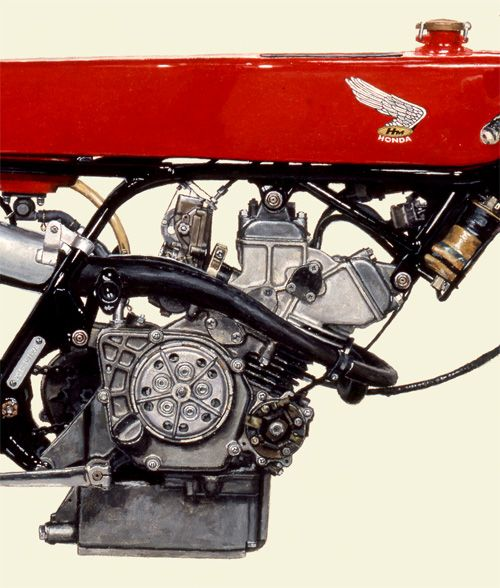 1965 HONDA RC115 - Seevert Works online