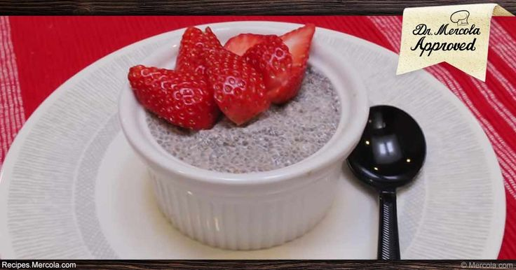 If you want a healthy twist to your typical pudding, whip up this Guilt-Free Chia Seed Pudding Recipe today.