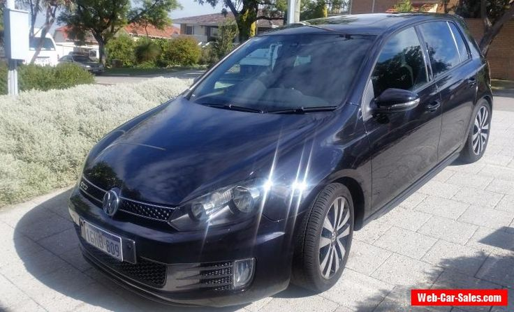 VW Golf 2010 GTD 5 Door 6 Speed Manual #vwvolkswagen #golf #forsale #australia