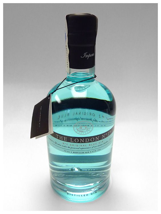 the londons no. 1 gin