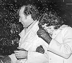 Pierre and Margaret Trudeau