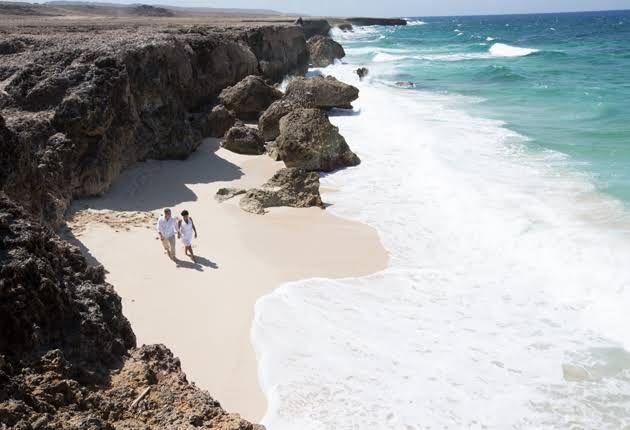 Aruba honeymoon itinerary