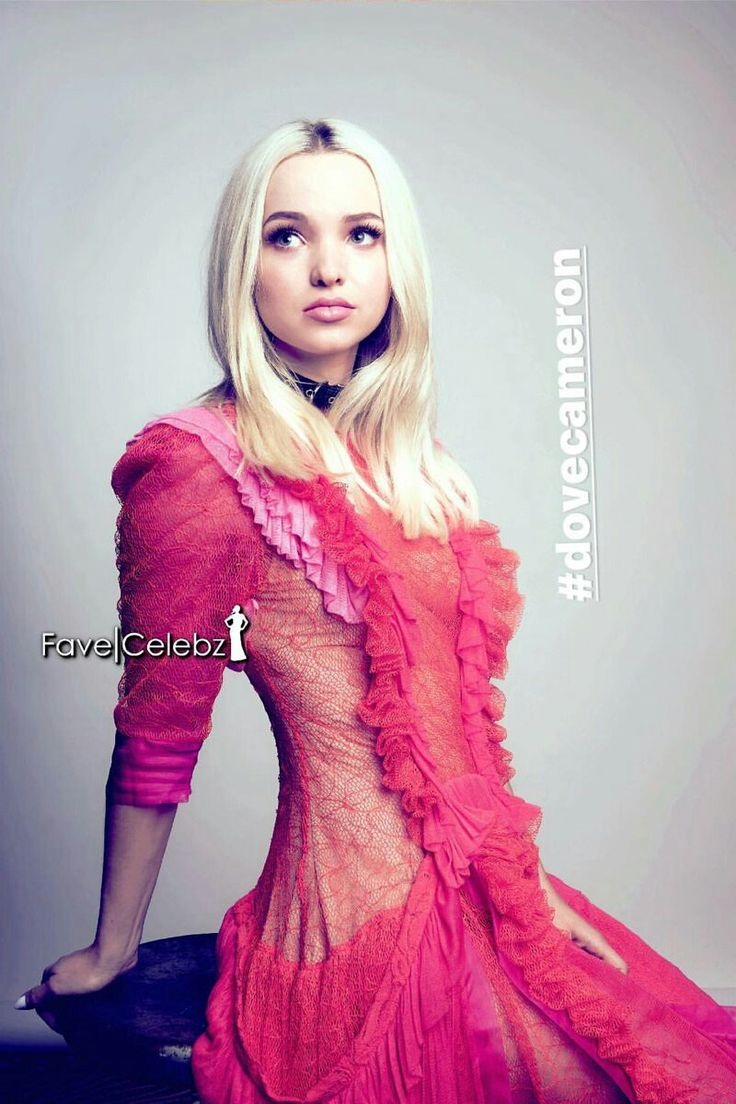 Dove Cameron and Garret Clayton for Fave|Celebz.