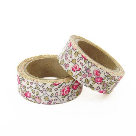 Liberty of London Fabric Masking Tape  Eloise