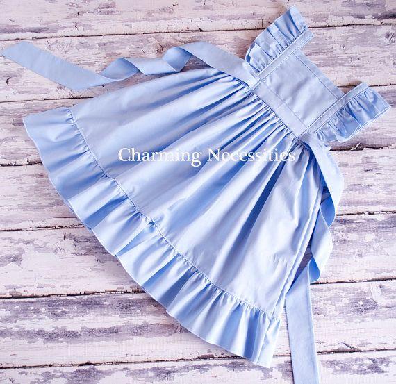 Girls Easter Dress Heirloom Flutter Sleeve