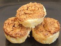 Horrible photo but the recipe looks good and easy! Mini Tart Shells