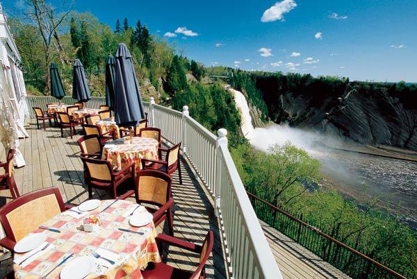 Parc de la Chute-Montmorency - Centres touristiques - Sépaq