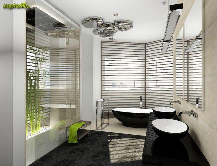 LUKSUSOWE LAZIENKI | Projekty łazienki, aranżacje, galeria zdjęć wystroju wnętrz ...